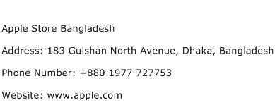 Apple Store Bangladesh Address Contact Number