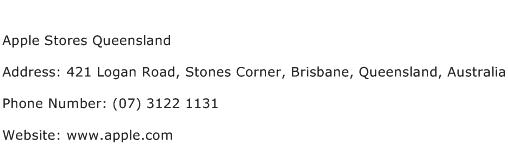 Apple Stores Queensland Address Contact Number