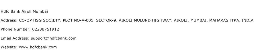 hdfc mutual fund dubai contact number
