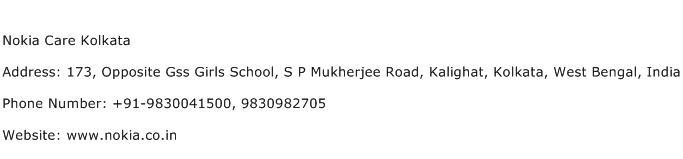 Nokia Care Kolkata Address Contact Number